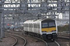 321349 Departs Stratford (TheJRB) Tags: 321349 1k53 railway rail rails station train trains uk transport london stratford sra greateranglia ga abellio anglia emu electricmultipleunit electric unit 321 class321 brel