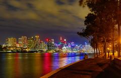 _09A2579 - Sydney from Illoura Reserve (Gil Feb 11) Tags: night sydney australia newsouthwales balmaineast balmain illourareserve canon5dmkiii