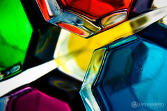 10/365 Jello Shots (Juliana Lauletta) Tags: blue red green glass yellow glasses rainbow colours purple jelly 365 transparent jelloshots project365 365days julianalauletta vision:plant=0567 vision:flower=0716
