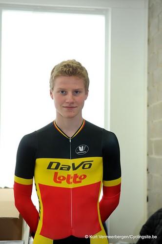 Ploegvoorstelling Davo Cycling Team (31)