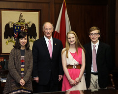 02-19-2014 Pages visit Governor Bentley