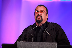 Steven Seagal (Gage Skidmore) Tags: arizona phoenix tom matt klein russell morrissey daniel salmon bob jim center joe roast lori convention western conference conservative steven sheriff pearce journalism corbin seagal sharpe horne puder arpaio