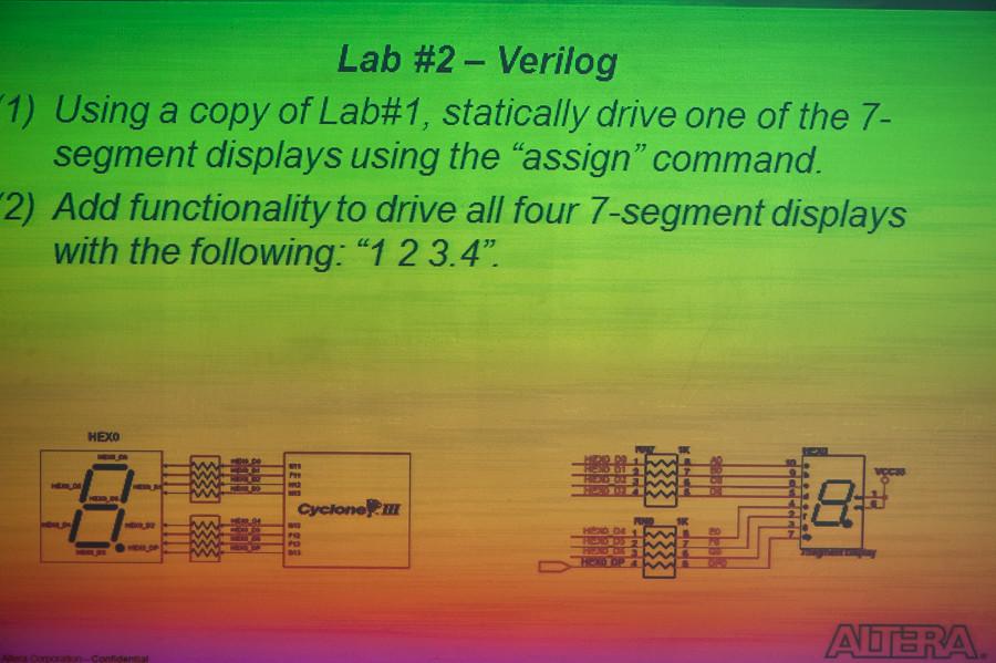 FPGA programming at kwartzlab 107