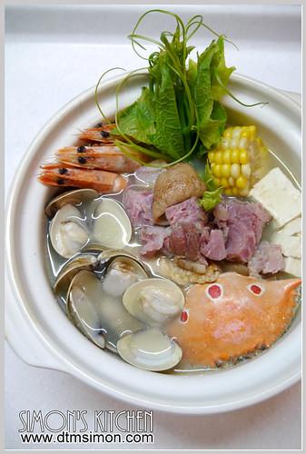 德國豬腳海鮮鍋17