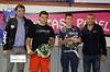 """Javier Cecilla y Samuel Alvarez subcampeones cadete masculino Campeonato de Padel de Menores de Malaga 2014 Fantasy Padel marzo 2014 • <a style=""""font-size:0.8em;"""" href=""""http://www.flickr.com/photos/68728055@N04/13134397953/"""" target=""""_blank"""">View on Flickr</a>"""