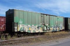 QGRY 80801 Ottawa, Ontario 08212007 ©Ian A. McCord (ocrr4204) Tags: ontario canada train wagon kodak ottawa traincar pointandshoot mccord ocr walkley z740 freightcar ocrr ottawacentralrailway walkleyyard ianmccord ianamccord