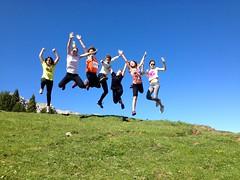 Colonias de Verano Pyrene_Camp Aventura (Club Pyrene) Tags: summercamp aventura lacerdanya diversion pirineu pyrene campamentos sostenible coloniesestiu