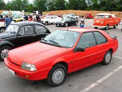 Renault Fuego GTA 1990 (RL GNZLZ) Tags: renault gt fuego opron fuegogta