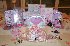 Order Charmmy Kitty and Hello Kitty collection Momoberry (Girly Toys) Tags: charmmy kitty sugar sanrio chat cat collection order hello momoberry poodle princess princesse dust bag frame cadre stickers lapine lapin bunny rabbit missliliedolly miss lilie dolly aurelmistinguette girly toys collectible girlytoys