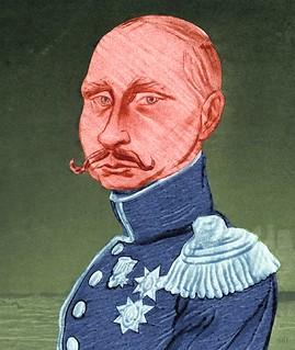 普京的沙皇式愚蠢