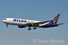 N641GT (bwi2muc) Tags: plane airplane flying airport aircraft aviation atlas boeing 767 bwi atlasair 767300 bwiairport baltimorewashingtoninternationalairport kbwi bwimarshall n641gt