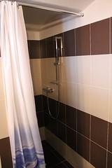 chalupa - koupelna v přízemí