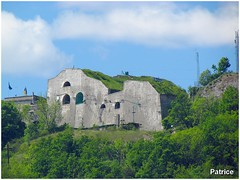 Fortifications de la Bastille depuis La Tronche (patrice3879) Tags: chez le gras fortifications per bastille chamrousse belledonneenneig
