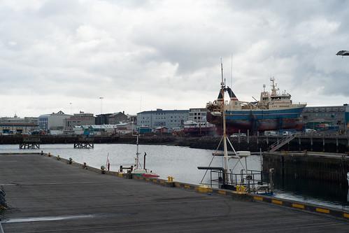 Iceland 2014 - Reykjavik - Grandi - DSC05617