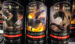 Ommegang Brewery Game of Thrones Fire and Blood Red Ale Cooperstown NY (mbell1975) Tags: red ny game beer fire virginia blood unitedstates ale american brewery bier fairfax cooperstown thrones ommegang bierre