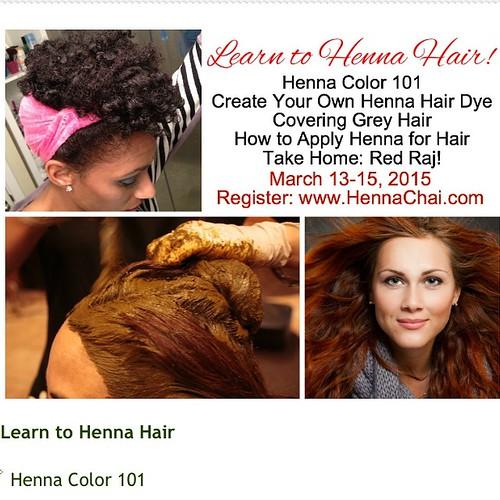 Learn to Henna Hair Henna Color 101 Create Your Own Henna Hair Dye ...