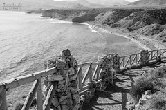 La Isleta del Moro I (Maria Escola Ph) Tags: sea mar andaluca spain paisaje almera diciembre 2014 laisletadelmoro pncabodegata