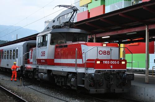 117471 1163 005 Salzburg Station 26.06.09