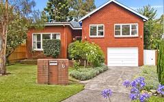 6 Yalanga Place, Riverview NSW