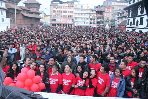 International Condom Day 2015: Nepal