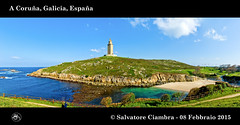795_Panoramica_Coruña (Vater_fotografo) Tags: sea panorama españa seascape landscape nikon coruña nuvole mare nuvola natura espana galicia cielo nwn ciambra nikonclubit torreercole salvatoreciambra clubitnikon vaterfotografo
