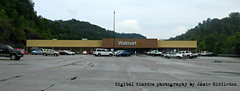 Walmart -- Manchester, KY (xandai) Tags: retail manchester yum fastfood supermarket retro walmart winndixie grocery hardees grocer iga retailer claycounty longjohnsilvers discountstore yumbrands