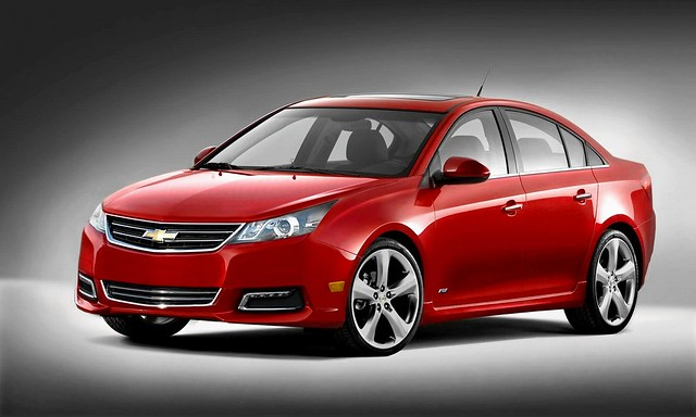 wallpaper chevy cruze 2015