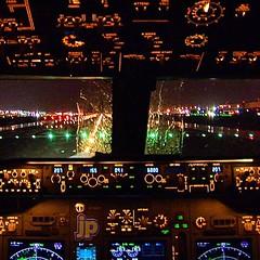 Arik Air 737 departing London Heathrow (JustPlanes) Tags: square flying heathrow aviation cockpit lagos squareformat nigeria pilot londonheathrow arikair iphoneography instagramapp uploaded:by=instagram justplanes