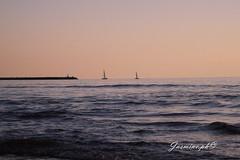 Barca-Boat (jasmine_ravagli) Tags: winter sea boat barca mare waves inverno viareggio onde