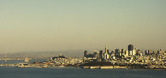 (eflon) Tags: sf sanfrancisco california ca skyline downtown cityscape stitch pan bldgs