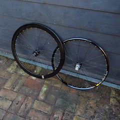 Build some wheels for Mark's allrounder (windcycleworks.nl) Tags: bicycle wheel bicyclewheel handbuild