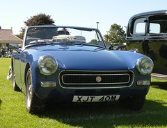 XJT 40M (Nivek.Old.Gold) Tags: 1974 mg midget rwa 1275cc