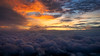 Sunset Above the Clouds (Nur Ismail Photography) Tags: sunset clouds indonesia colours bandung singleexposure nurismailphotography nurismailmohammed nurismail sonya6000