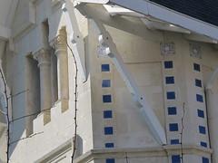 Villa Adlade- Avenue Pelletan, Saint-Georges-de-Didonne (17) (Yvette Gauthier) Tags: faence architecture bleu 17 charentemaritime poitoucharentes saintgeorgesdedidonne