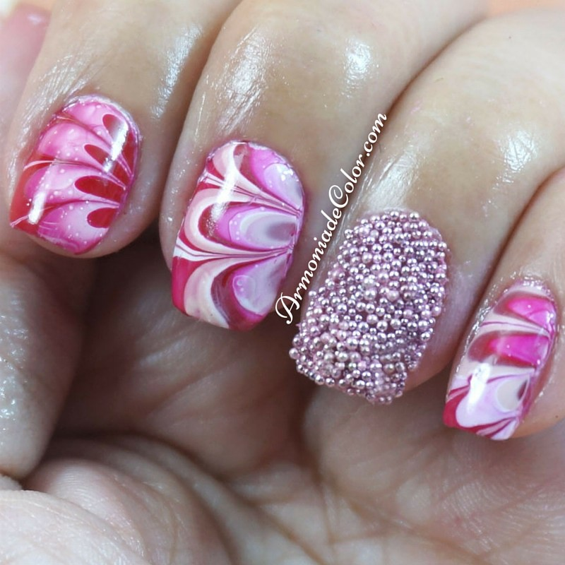 water marble rosa 1