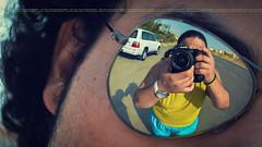 Reflection (dr.7sn Photography) Tags: summer reflection sunglasses hair photography glasses nikon long time afro fisheye professional شمس portret rayban بان حسن الصيف تصوير التصوير بحر وقت راي القمر جدة طويل vactor انعكاس كول الشعر نيكون نظارة شمسية الشهري الفوتوغرافي المصور نظارات الصيغ d7100 المرجان فيش احترافي مكارم dr7sn الأفرو الباين