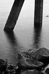 Dockers (Nathan M. Hansen) Tags: longexposure bw canon dock ndfilter 60d