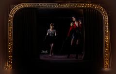 """The Circus"" with M&M fashion bites (SpirosK photography) Tags: portrait fashion marina costume photoshoot circus maria athens greece whip acrobat whiterabbit ringmaster ελλάδα αθήνα εξάρχεια spiroskphotography mmfashionbites"