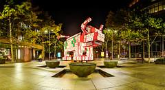 Altar of the $acred Cow (John_de_Souza) Tags: city festival landscape cityscape sydney chinesenewyear ox altar lantern giantlantern moneyworship zeiss1635 johndesouza sonya7r2 altaroftheacredcow
