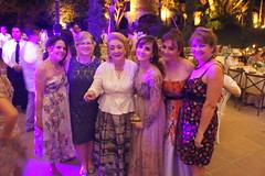 Tia Mary, Janice, Margot, Prisca, Eugenia, Montse (spartan_puma) Tags: mexico morelos weddingale haciendaacamilpa