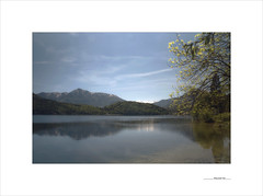 Altausseer See (E. Pardo) Tags: light sky mountain lake luz berg landscape lago austria see licht himmel paisaje cielo montaa landschaft steiermark altaussee salzkammergut altausseer