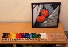 Glossary (skipmoore) Tags: art paint artist sausalito palette winteropenstudios