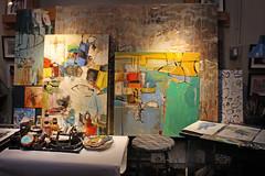 Presentation (skipmoore) Tags: art studio artist paintings sausalito icb winteropenstudios