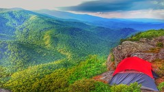 Big Lost Cliffs Camp (Moments With Brad) Tags: mountains northcarolina westernnorthcarolina pisgah photography hiking travel adventure forest wilderness nature landscape