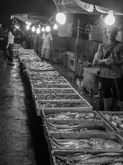 Pasar Ikan (Fish Market) (Irwin Day) Tags: fish market muara karang angke