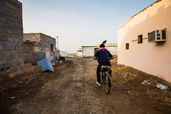 (herringtoncolin25) Tags: people beach architecture store fineart mosque biking lopez saudiarabia 2016 thuwal