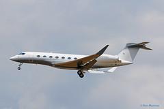 AvJet Corp., Gulfstream G-VI (G650) (Ron Monroe) Tags: lax gulfstream bizjets klax gvi businessjets g650 corporatejets avjetcorp n650gu