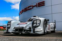 Porsche 919 Hybrid, Silverstone (SHGP) Tags: world light white car race speed canon championship outdoor fast sigma racing silverstone porsche hybrid endurance circuit motorsport 919 2014 2015 wec 18250mm 700d