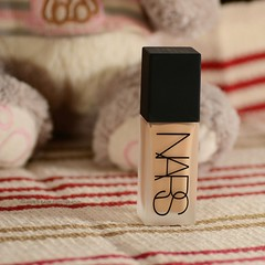 "Nars! (ICE DESERT "" Ahmed "") Tags: bear makeup foundation teddybear nars"
