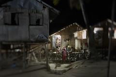 (briyen) Tags: summer night out village philippines porch hang icm palawan roxas 2016 bajau